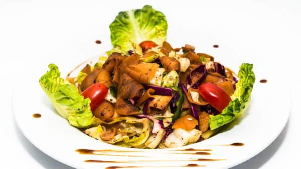 Sugerencia del chef - Aladdin, Sevilla