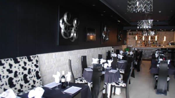 Vista sala - Gaucho Grill, Málaga