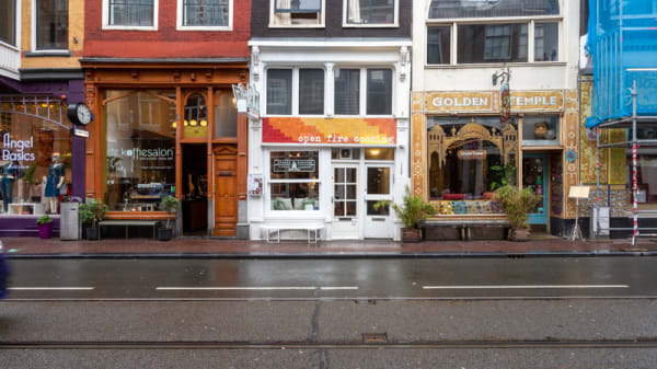 Restaurant - PAZ WORLD OF MEZZES, Amsterdam