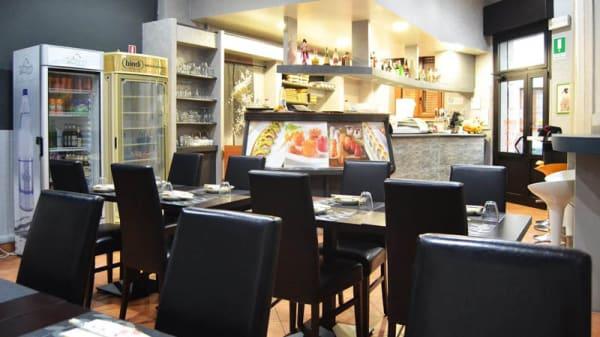 Vista sala - Sushi House Lissone, Lissone