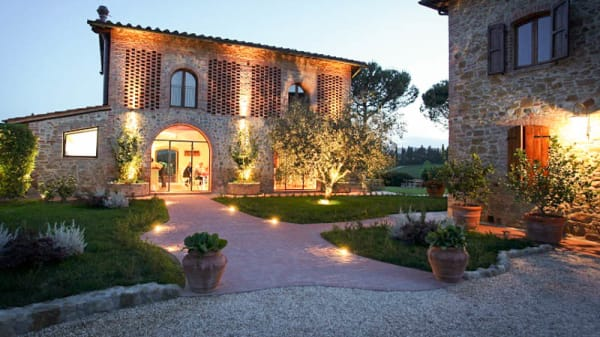 Entrata - Agriturismo Mormoraia, San Gimignano