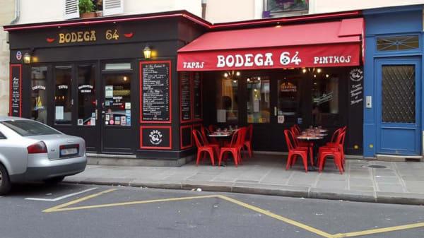 Terrasse - Bodega 64, Paris