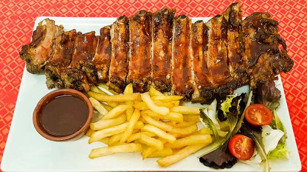 Costillas BBQ - El Rancho de Torrejón, Torrejon De Ardoz