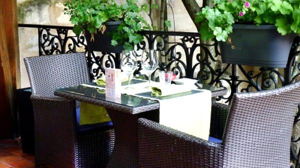 Vue extérieure - Les Ménestrels, Saumur