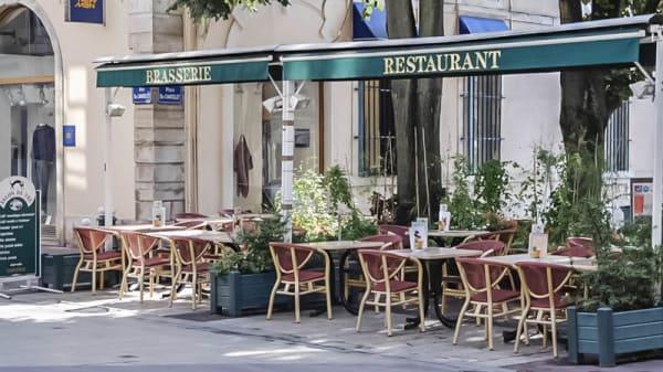 terrasse - Le Cha'lon, Chalon-sur-Saône