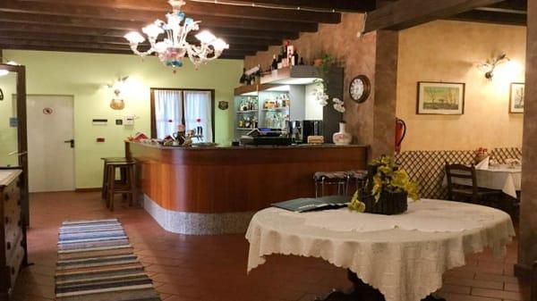 Sala - MamaLiga, Lesignana, Modena
