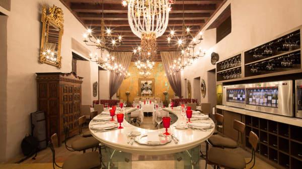 Restaurante 1621 (Sofitel Legend Santa Clara), Cartagena de Indias