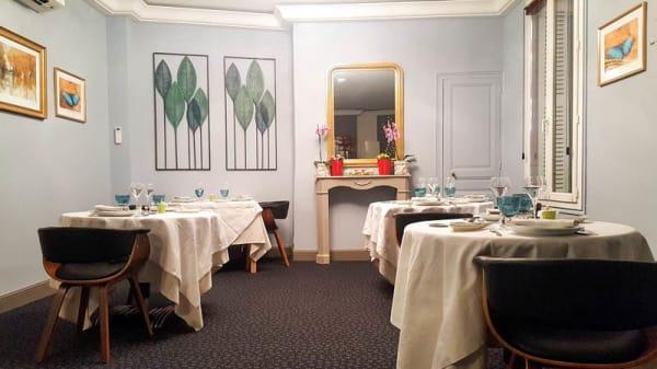 Vue de la salle - Ma Table, Tours