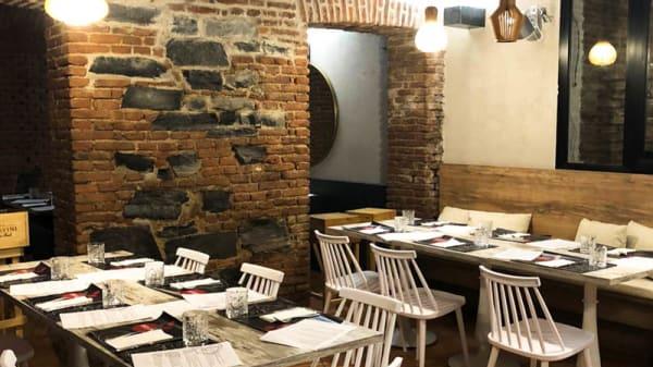 Vista della sala - Bolle Pizzeria, Monza