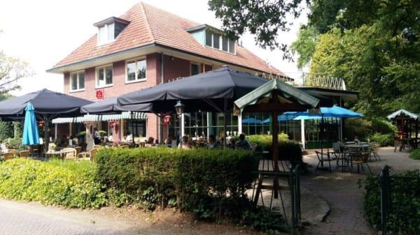 Terras - De Gulle Smid, Winterswijk
