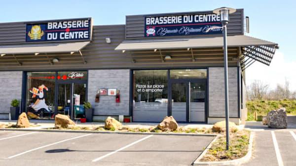 Façade - Brasserie du Centre, Saint-Valery-sur-Somme