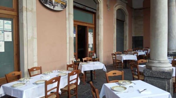 La Pizzoleria, Catania