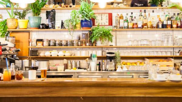 Intérieur de Loulou - Loulou' Friendly Diner, Paris