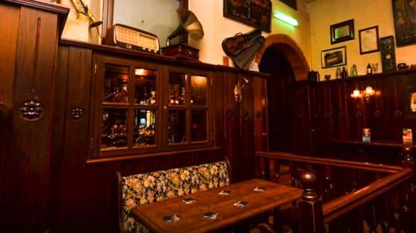 Interno - Sherlock Holmes Pub, Pistoia