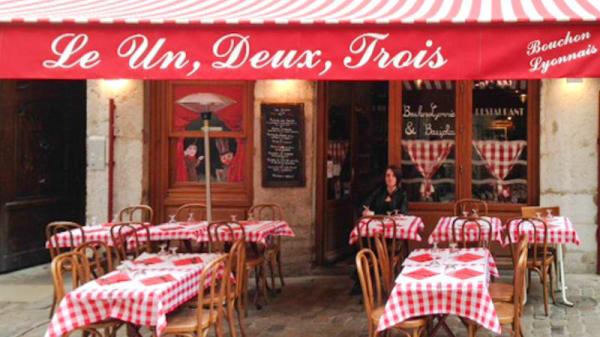 Terrasse - Le Un, Deux, Trois, Lyon
