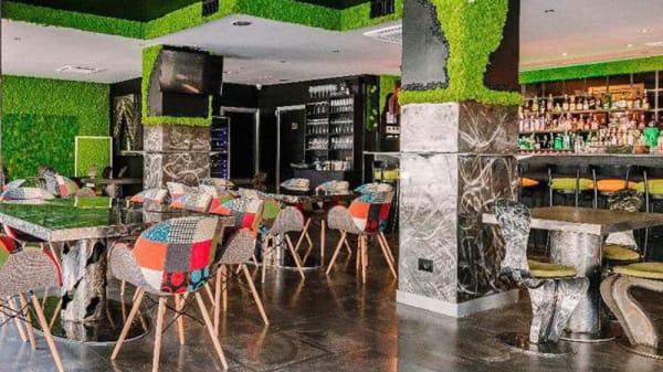 Vista sala - Flow Experience, Milano