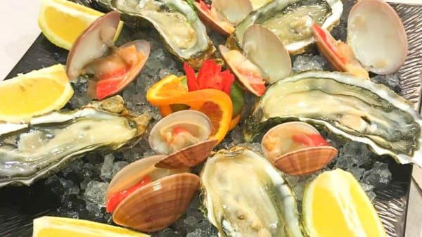 Frutti di mare - Mirò L'arte in cucina, Fiumicino