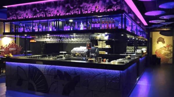 bancone - Shikó Lounge and Restaurant, Olmi