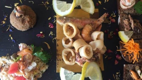 Sugerencia del chef - La Coccinella, Livorno