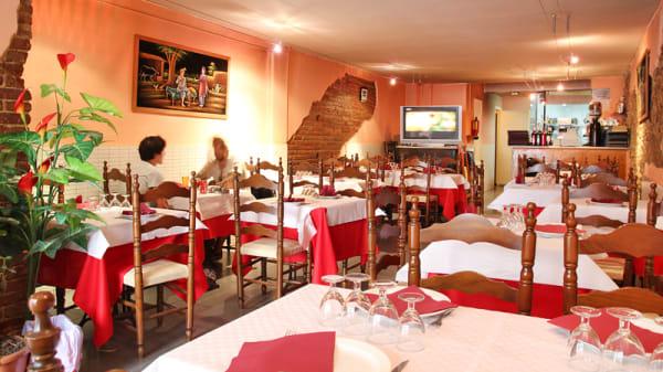 Vista sala - Nice Spice, Barcelona