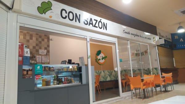 Con Sazón  - Diego de León, Madrid