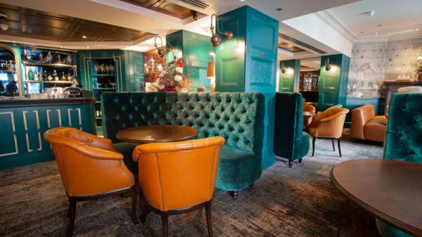 Boozy Tea Room, London