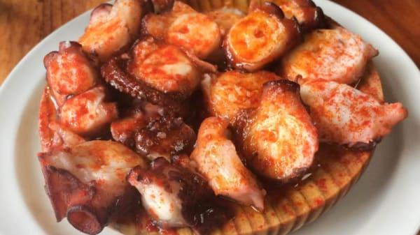 Sugerencia del chef - Restaurante Carrisos FG, Padron