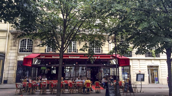 Terrasse ombragée - Terrasse 17, Paris
