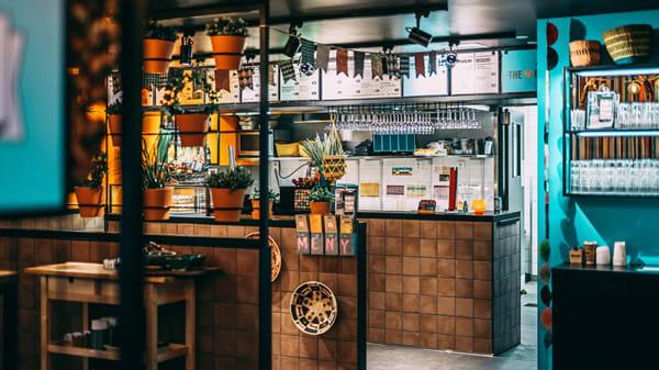 Rum - Zocalo Södergatan, Malmö