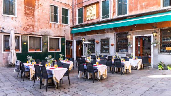 Terrazza - Osteria Numero 1, Venezia