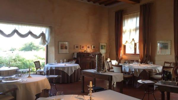 Sala interna - Antica Moka, Modena