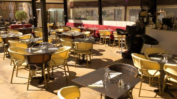 Vue de la salle - Prima Pasta, Aix-en-Provence