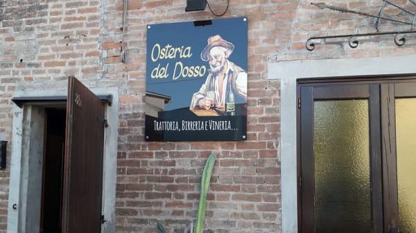 Osteria Del Dosso, Dosso