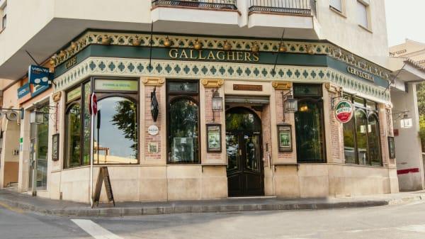 Entrada - Gallagher's Irish Tavern, La Zubia