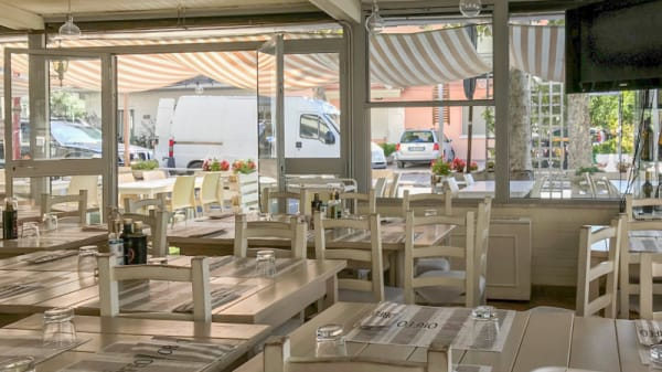 Vista sala - Ristorante Pizzeria Orfeo, Misano Adriatico