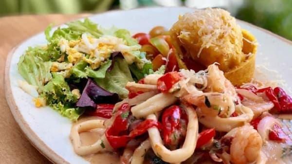 Sugerencia del chef - Malanga del Trópico, Medellín