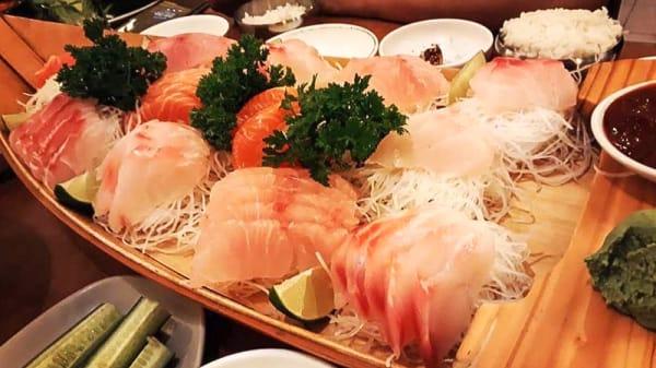 Prato - Sashimi do Mar, São Paulo