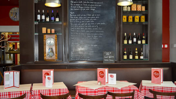 Salle du restaurant - Zinc Zinc, Lyon