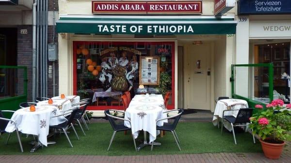 Addis Ababa, Amsterdam
