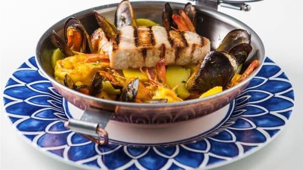 Sugestão do chef - La Casa Peninsula Iberica, São Paulo