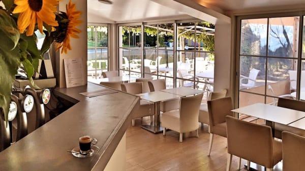Salle du restaurant - Set Club, Aix-en-Provence