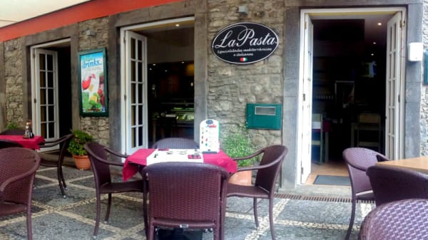 Entrada - La Pasta, Funchal
