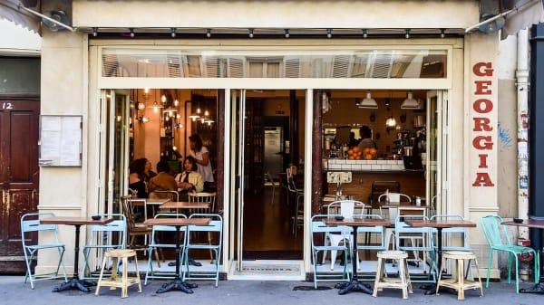 Georgia, Paris