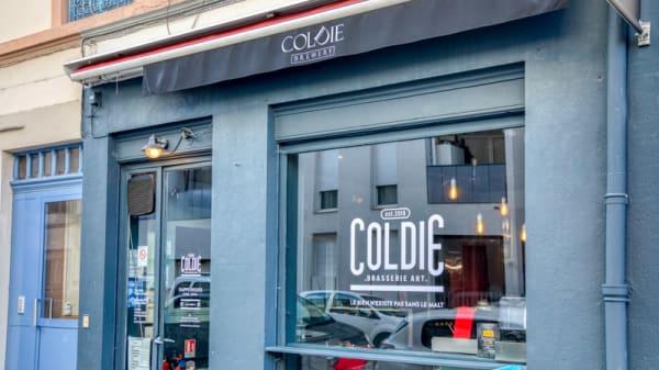 Entrée - Coldie, Lyon