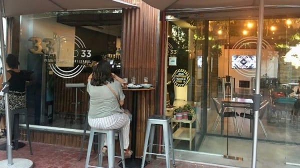 Latitud 33 bar, Madrid