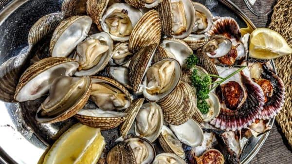 Sugerencia del chef - CASA JUAN - Restaurante Mar y Tierra, Palma de Mallorca