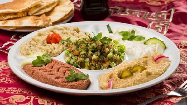 Araby Culinária Síria, Curitiba