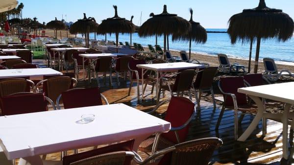 Playa Europa, Marbella