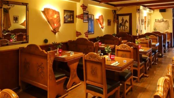 Restaurantzaal - Steakhouse Maya's, Amsterdam