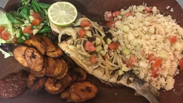 Suggestion du chef - Amy Cook Afro, Le Pecq